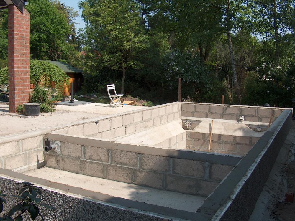 Forums vijver aanleg ontwerp show je tuin for Groot rond zwembad