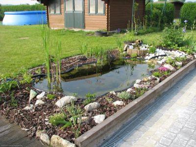 Forums vijver aanleg ontwerp show je tuin nieuwe for Goedkope voorgevormde vijver