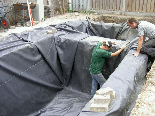Forums vijver aanleg ontwerp show je tuin aanleg for Epdm rubberfolie vijver