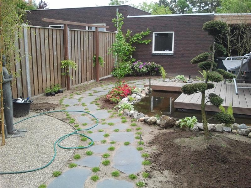 Forums vijver aanleg ontwerp show je tuin aanleg for Vijver zonder pomp
