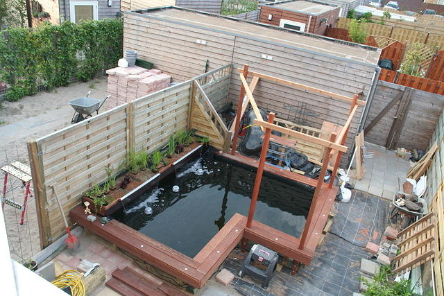 Forums vijver aanleg ontwerp show je tuin ontwerp tuin vijver hdpe 55 kuub filter draait - Ontwerp van de tuin ...